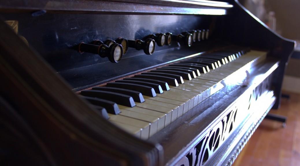Gutierrez-Hubbell House Piano