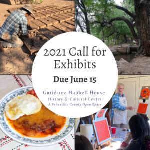 2021 Exhibit Call deadline June 15