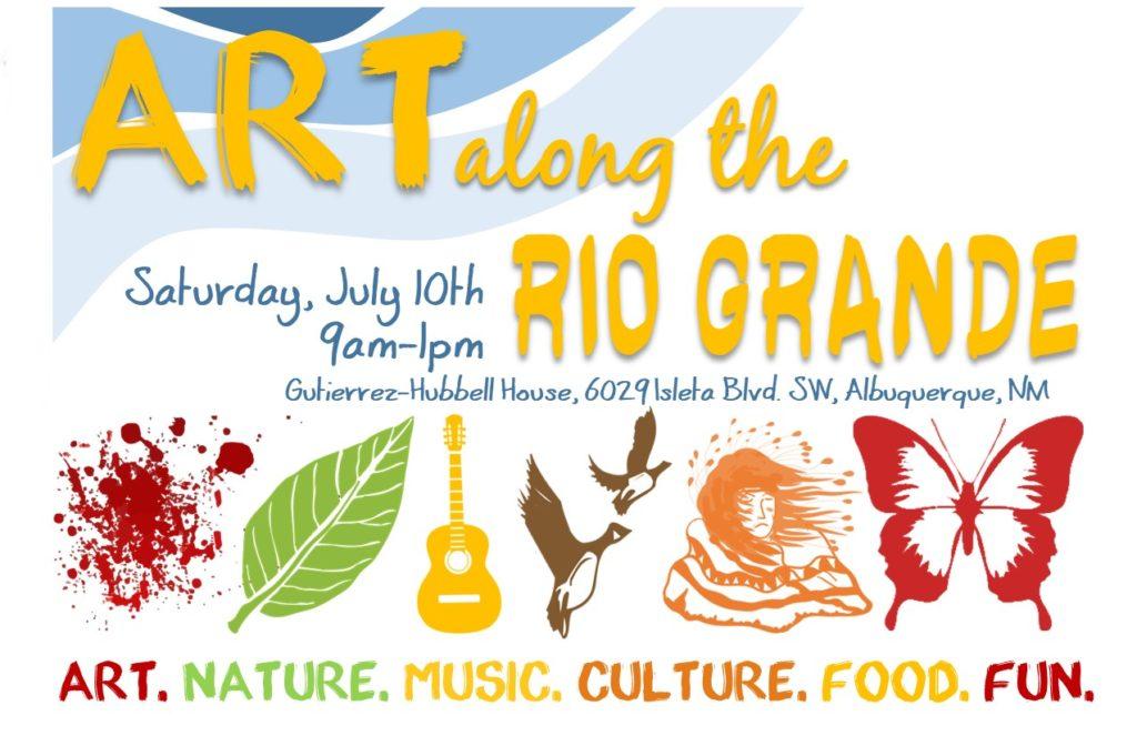 Art Along the Rio Grande